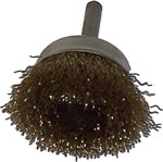 Wire Cup Brush 75mm  $5.00