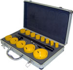 Holesaw Set 199mm-67mm 16pce  $202.00