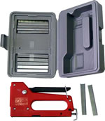 Staple Gun Kit Light Duty Plastic $11.70