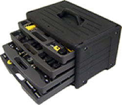 99 Piece 4 Drawer Tool Kit  $106.00