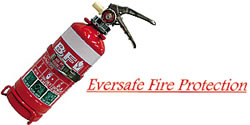 Fire Extinguisher  $75.00