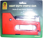 Staple Gun Light Duty  $2.50