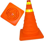 Safety Cone Collapsible $19.00